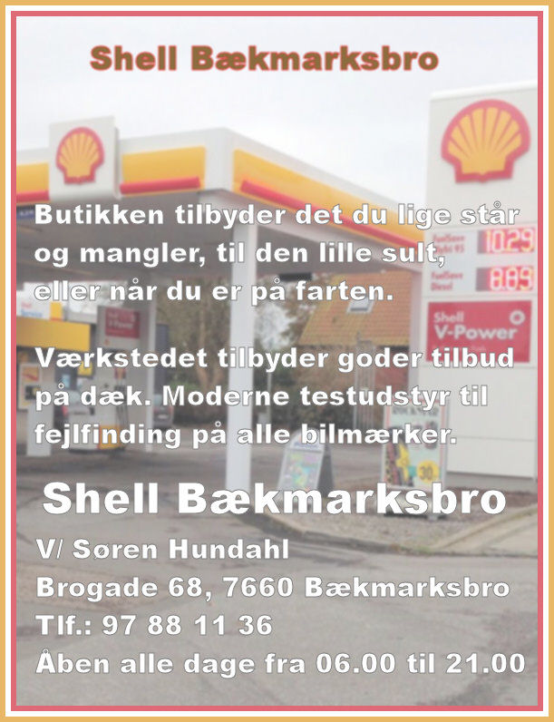 Shell Bækmarksbro